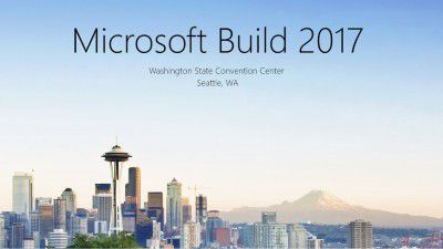 Azure, IoT, Windows 10, Visual Studio: Build 2017: Microsoft ebnet den Weg für die intelligente Cloud - Foto: Microsoft