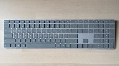 Microsoft Modern Keyboard im Test: Die Traum-Tastatur für Windows 10 User? - Foto: Ben Patterson / IDG