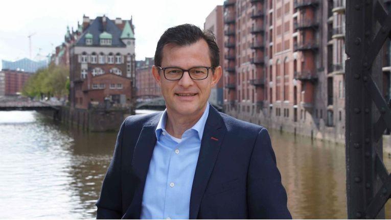 Stefan Utzinger, CEO bei der Novastor GmbH, freut sich über die deutsch-deutsche Kooperation mit der Wortmann-Tochter Terra Cloud GmbH.