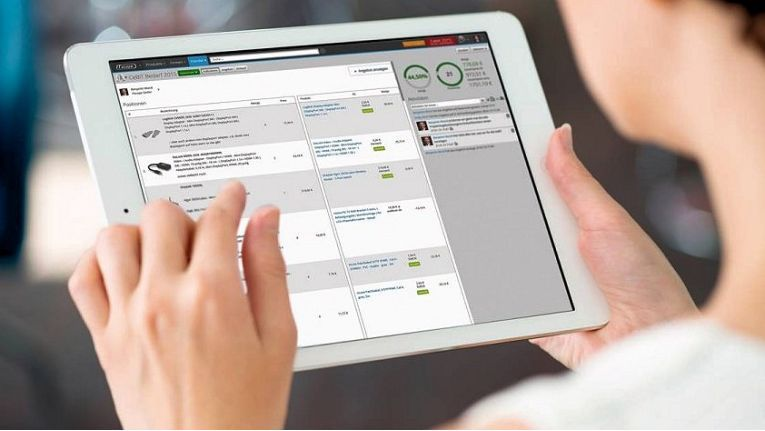 ITscope-Inhalte in es:shop: Komfortabel für die Nutzer.