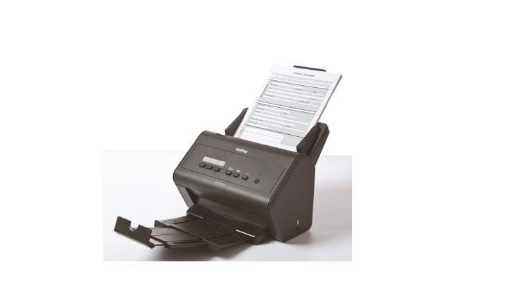 Brother ADS-3000N:Modell mit höherem Verarbeitungstempo.
