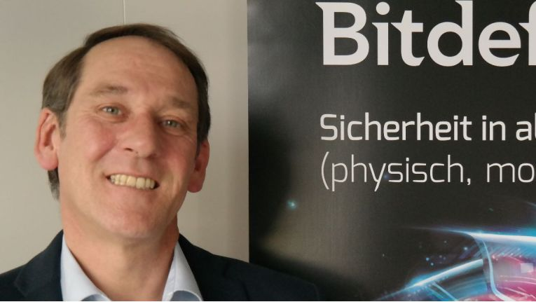 Michael Dreesbach, Manager Partner Channel DACH-NL, Bitdefender