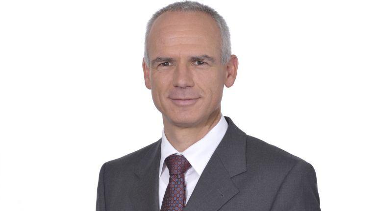 """Prof. Rudolf Aunkofer verantwortet bei der GfK das weltweite B2B-Geschäft im Industriesektor """"Technologie"""","""