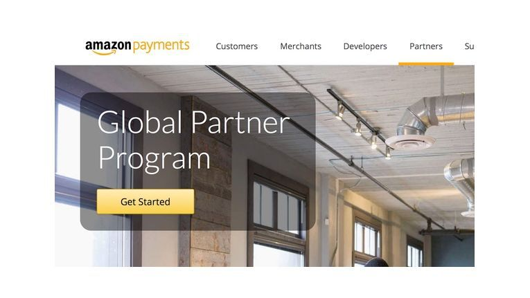 Für sein Bezahlsystem Amazon Payments startet Amazon nun ein Partnerprogramm