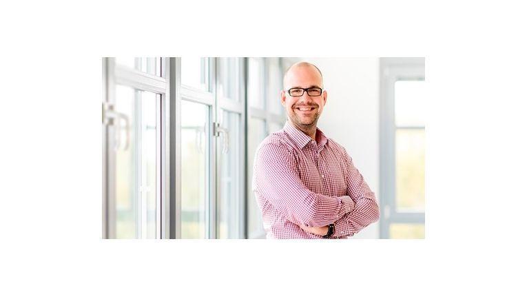 Patrick Andreas, Information Security Manager und Leiter Security bei Tarox, freut sich auf den neuen Partner Eset.