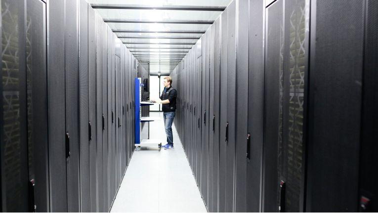 Terra Cloud Rechenzentrum der Wortmann AG