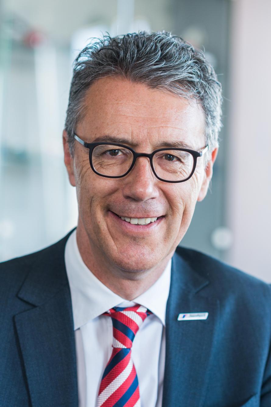 <b>Harald Seifert</b> investierte in ein umfassendes Transportmanagement-System. - 890x