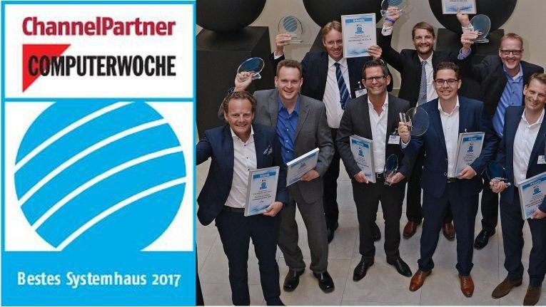 Gesucht: Die besten Systemhäuser und IT-Dienstleister 2017