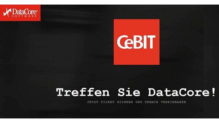Auf der CeBIT 2017 sind die Speicherprofis aus Florida erstmals mit eigenem Stand vertreten.