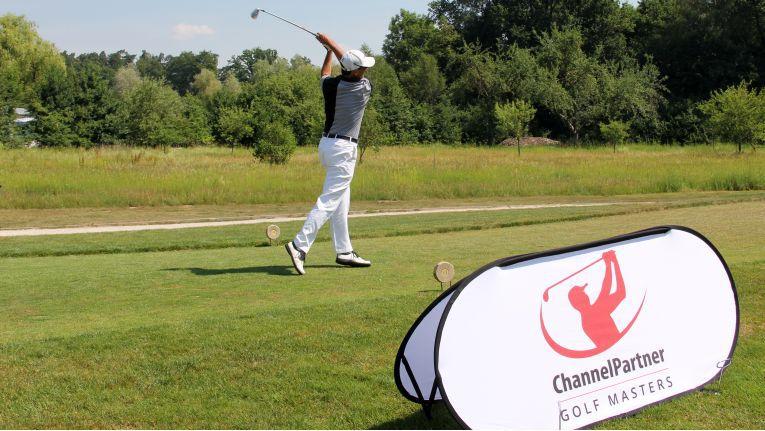 Die ChannelPartner Golf Masters feierten im Golfpark Gut Häusern eine gelungene Premiere.
