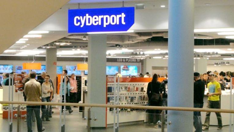 Alle acht besuchten Cyberport Stores machten beim Mystery Shopping eine gute Figur