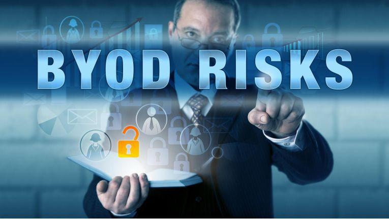 BYOD kann, muss aber kein Risiko für Unternehmen sein.