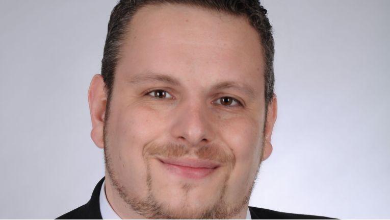 """Boris Baresic Channel Marketing Manager Geschäftskunden für die DACH-Region bei Gigaset: """"Herausforderung, Gigaset pro als bekannte Marke am Markt zu etablieren."""""""