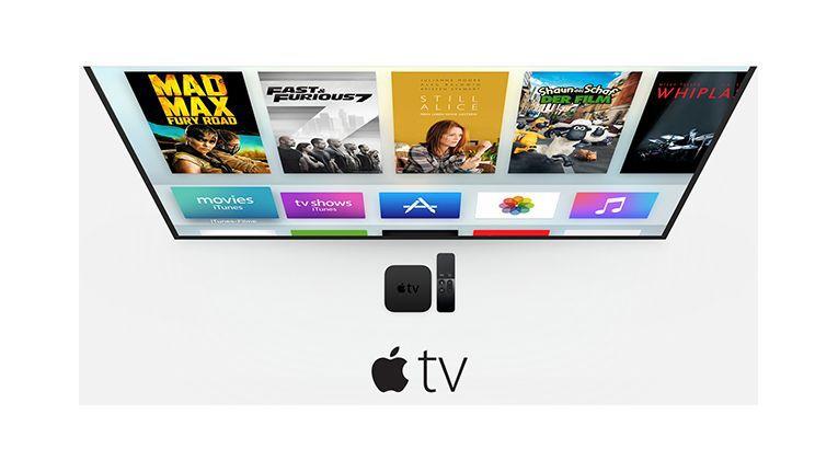 Die Zukunft des Fernsehens ist da, meint Apple.