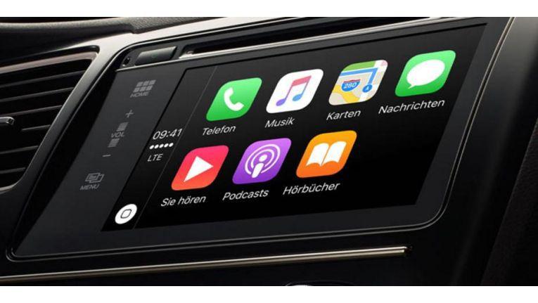Apple Carplay im Test: Funktionen, Apps, Anbieter