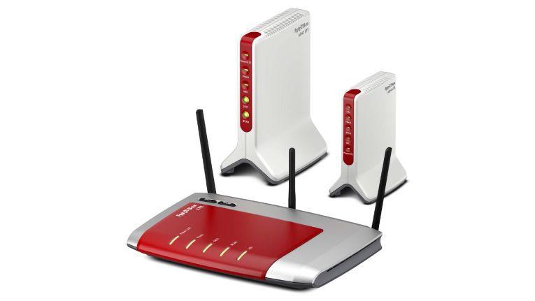 Die Fritzboxen der LTE-Baureihe sind eine ideale Alternative, wenn DSL und Kabel nicht verfügbar sind.