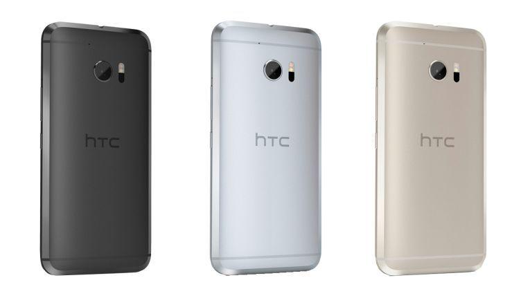 Das HTC 10 kommt in den Farben Grau, Gold und Silber auf den Markt.