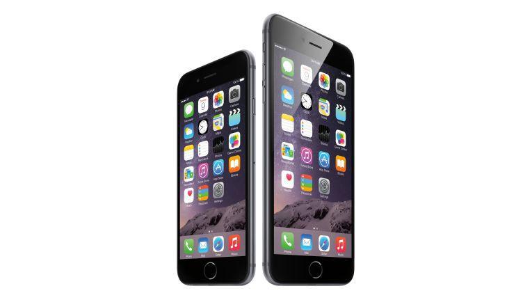 Apple hat beim iPhone 6 und iPhone 6 Plus Qualitätsprobleme - reihenweise streiken die Touchscreens.