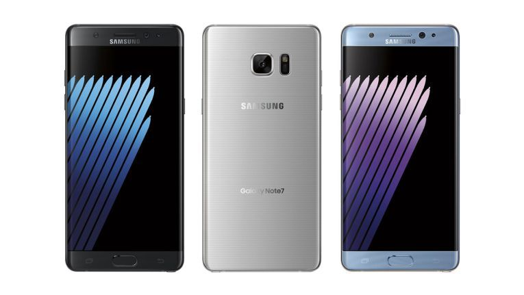 Samsungs neues Phablet-Flaggschiff Galaxy Note7