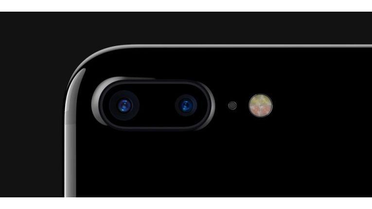 Das iPhone 7 Plus mit Dual-Kamera.