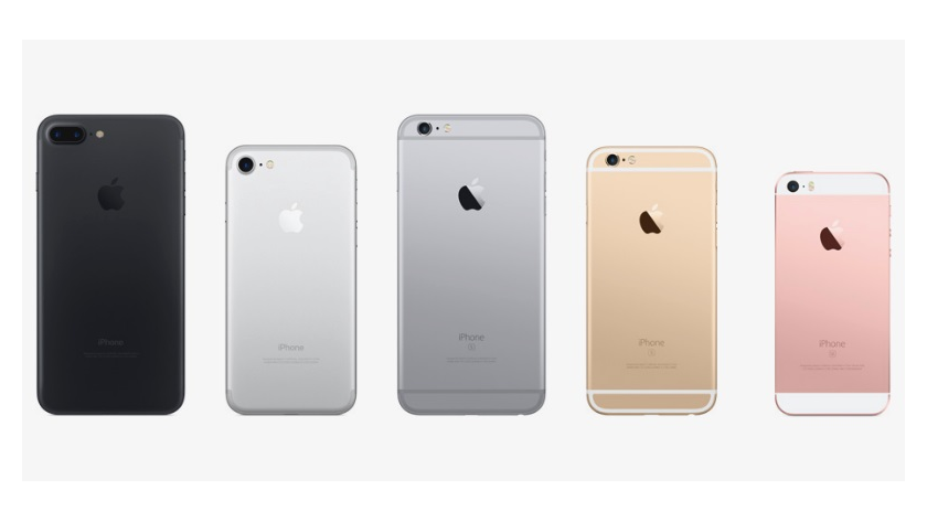 Personality-Test: Welcher iPhone-Typ sind Sie? - Foto: Apple Inc.