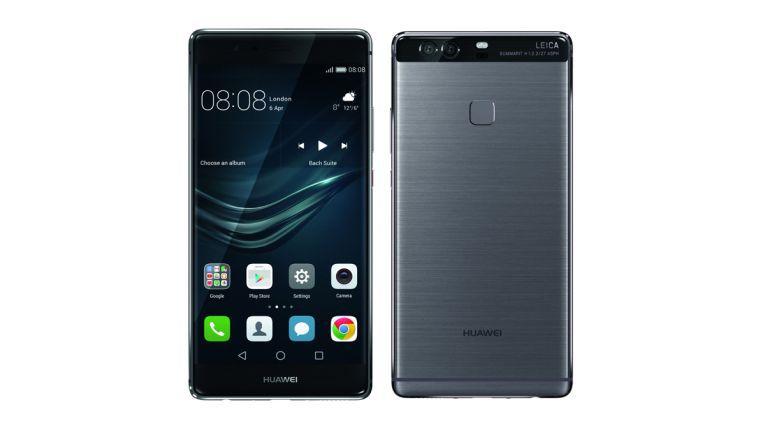 Platz 5: Huawei P9