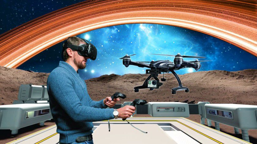 "VR-Einkaufs-App ""Virtual Saturn"": Saturn wird Vorreiter beim Virtual-Reality-Shopping - Foto: MediaMarktSaturn"