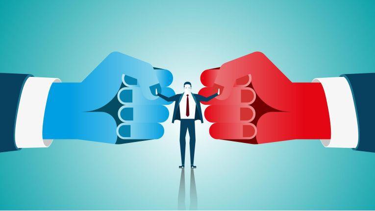 Konflikte unter Kollegen lassen sich leicht vermeiden, wenn man bestimmte Regeln befolgt.