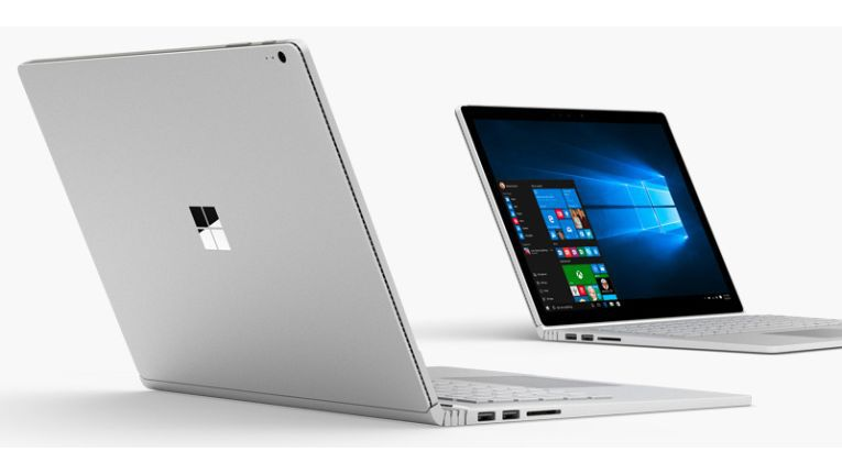 Microsofts Surface Book ist für viele Schüler und Studenten noch zu teuer.