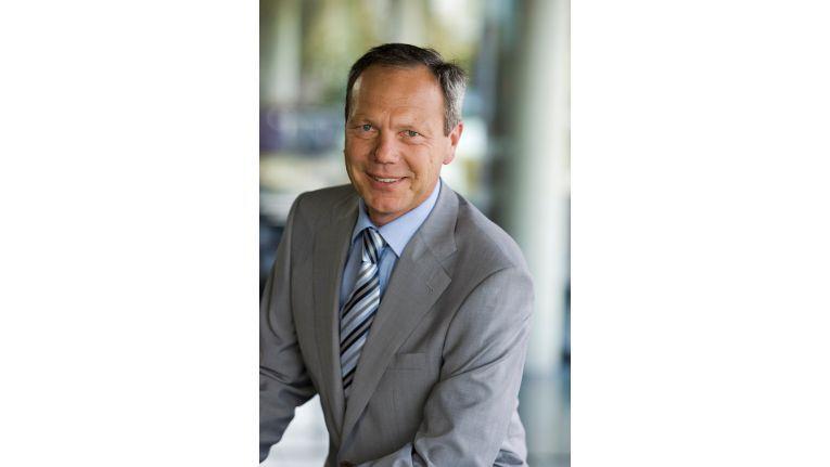 ¬ª50 Partner arbeiten schon mit uns zusammen.¬´ Günter Fuhrmann, Director Kaspersky Hosted Security Europe