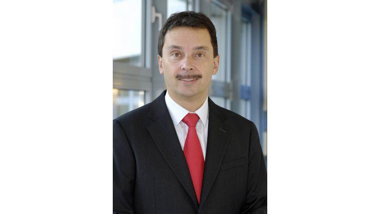 ¬ªDas positive EBIT ist eine Folge des Restrukturierungsprogramms.¬´ Arxes-Chef Hans-Jürgen Bahde