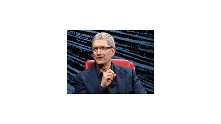 Apple-Chef Tim Cook hat 2012 über vier Millionen Dollar verdient.