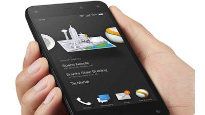 Smartphone: Amazon Fire Phone dient primär der Kundenbindung - Foto: Amazon